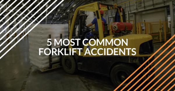 5 Most Common Forklift Accidents